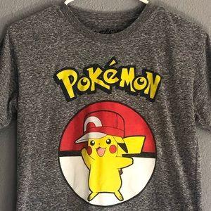 EUC✨ Boys Pokémon Pikachu ⚡️ tee. Size: Small